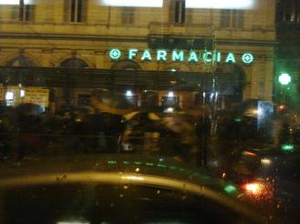 roma, stazione termini