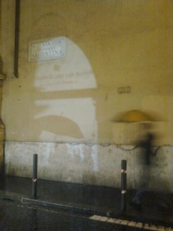 roma, via di torre argentina