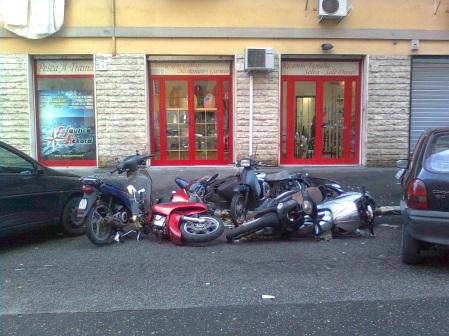 roma, ± viale marconi