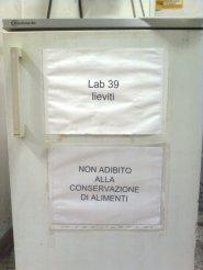 roma, università sapienza, laboratori di biologia