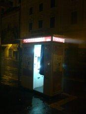 roma, via volturno