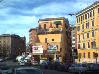 roma, lungotevere portuense