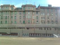 roma, via degli orti di cesare