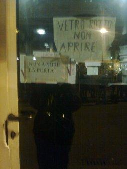 roma, piazza dei cinquecento, atac
