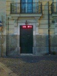 roma, ± passeggiata di ripetta, negozio di onoranze funebri
