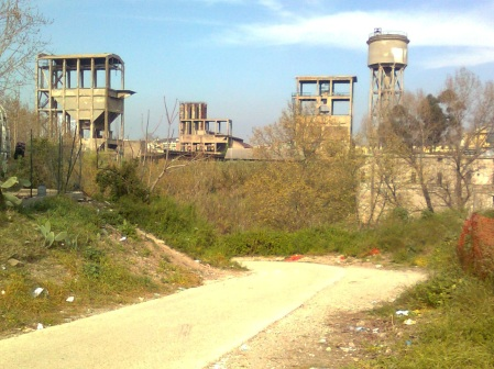 roma, lungotevere vittorio gassman