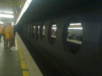 milano, metro, centrale fs