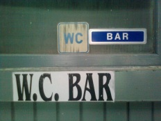 milano, wc bar