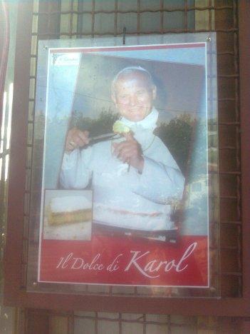 roma, monteverde, il dolce di karol