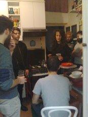 roma, cucina
