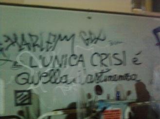 roma, pigneto, l'unica crisi è quella d'astinenza