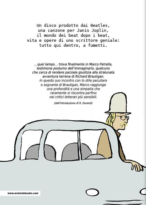 Marco Petrella - A proposito di Brautigan - per weba2