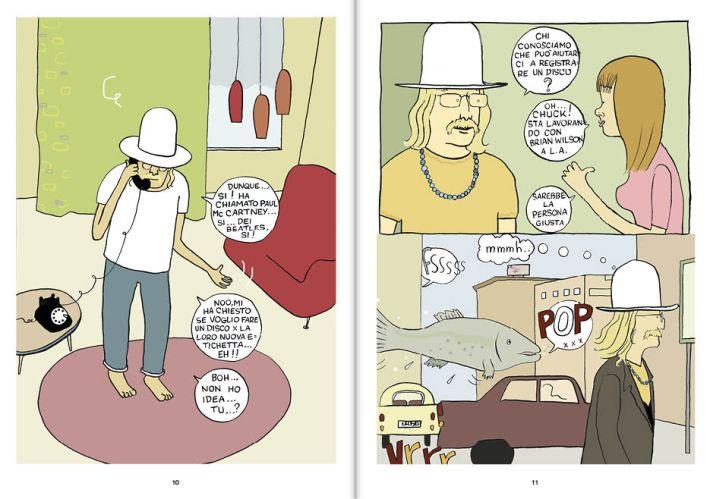 Marco Petrella - A proposito di Brautigan - per webacl